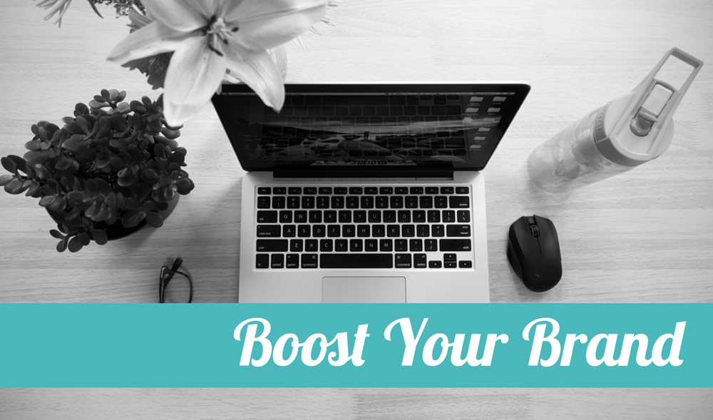 Boost Your Brand Branding Package by Boost Marketing