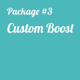 Custom Boost Package